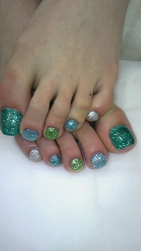 1000 Images About Pretty Pedicure Designs On Pinterest