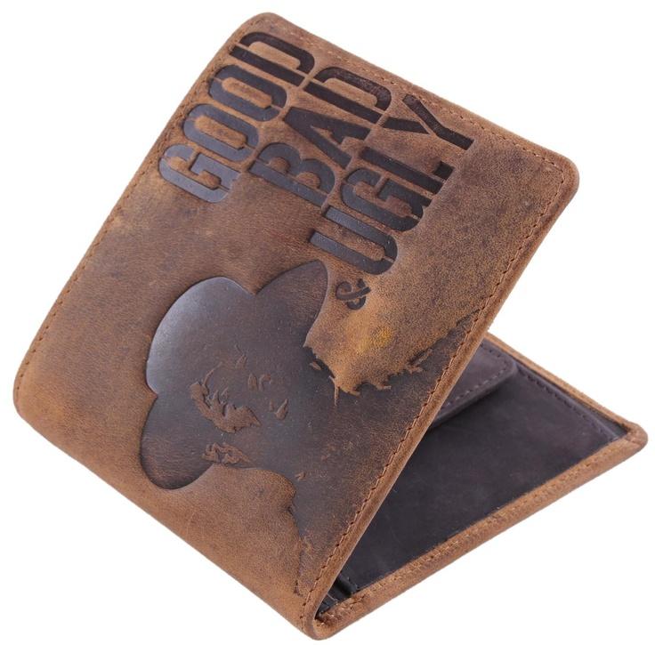 Mustard Wallet - Ugly Leather Wallet #Mustard #Mens #Wallet