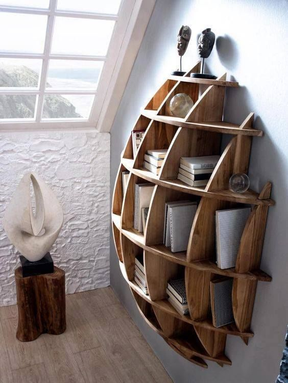 Cool Shelving Adorable Best 25 Cool Shelves Ideas On Pinterest  Corner Wall Shelves . Inspiration