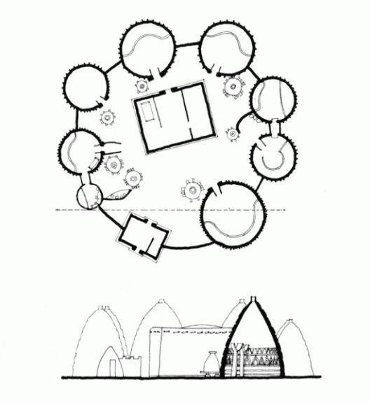 Arquitectura Vernácula Africana | Tejiendo Conocimiento