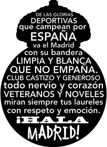 REAL MADRID Himno