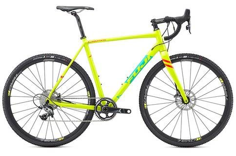 Fuji Cross 1.1 2017 Cyclocross Bike | Yellow - 49cm   #CyclingBargains #DealFinder #Bike #BikeBargains #Fitness Visit our web site to find the best Cycling Bargains from over 450,000 searchable products from all the top Stores, we are also on Facebook, Twitter & have an App on the Google Android, Apple & Amazon.