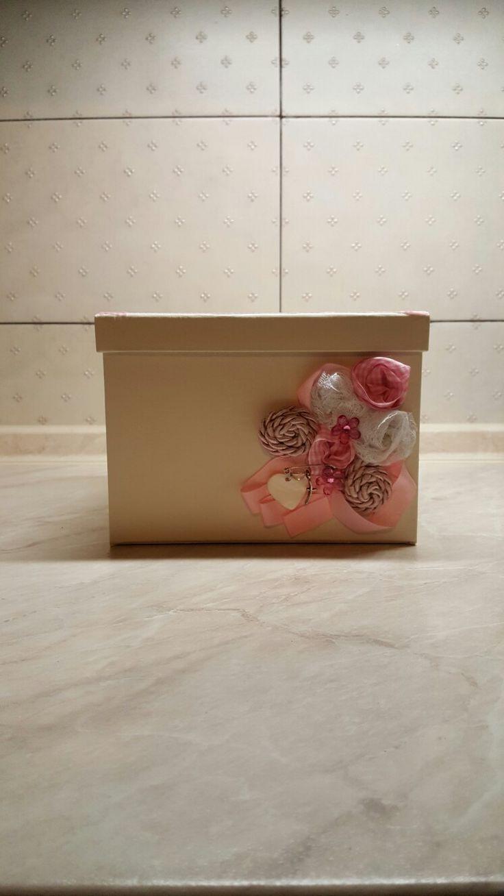 Κουτι για κοριτσακι