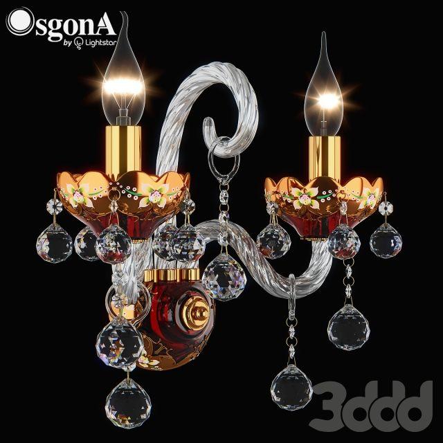 3d модели: Освещение: Бра - скачать на 3ddd.ru