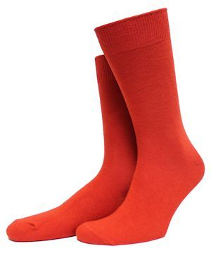 Vibrant Cotton Fashion Socks - (The colours I want are Red, blue, orange & yellow)