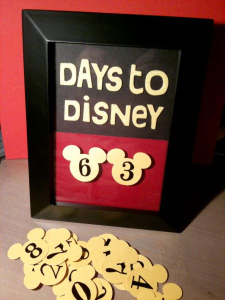 123 Homeschool 4 Me: 10 Disney Countdown Ideas and 2 FREE Disney Countdown Printables