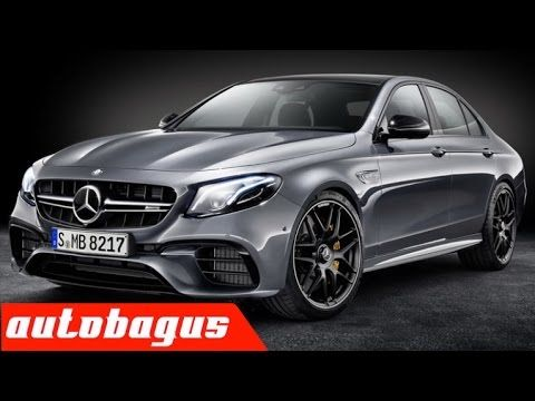 2018 Mercedes AMG E63 S 4MATIC Interior Exterior and Drift