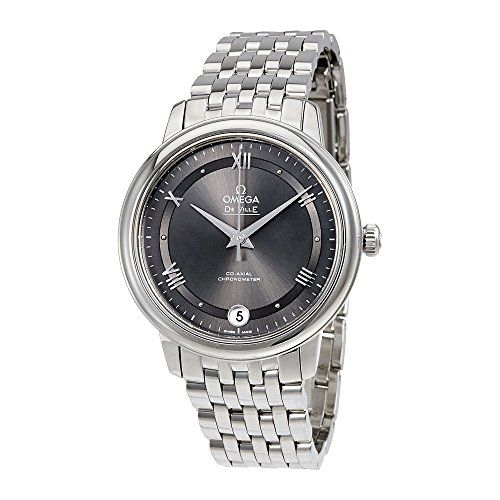 Omega De Ville Automatic Ladies Watch 42410332006001 -- For more information, vi...