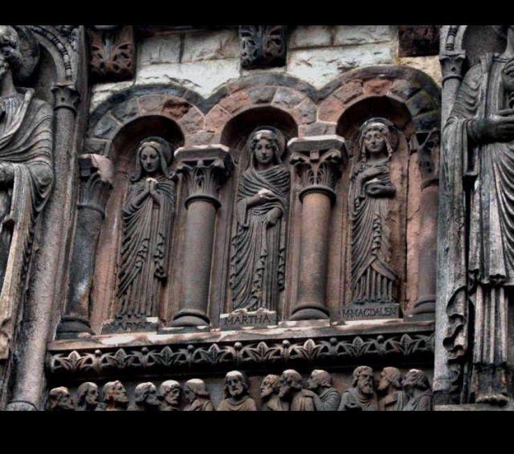 Trinity Church Boston, MA   (Mary, Martha, M. Magdalen)