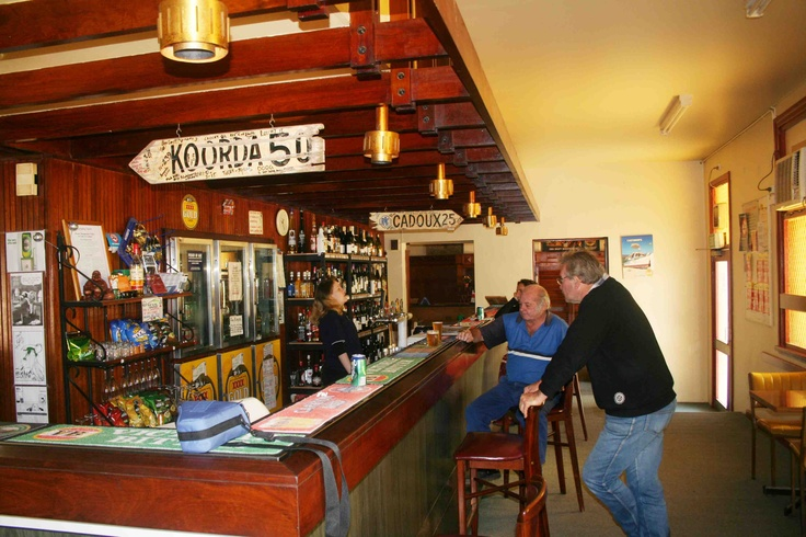 A touch of the larrikin, hearty meals and a resident ghost – there's something for everyone at the Goomalling Tavern in Western Australia's wheat belt.