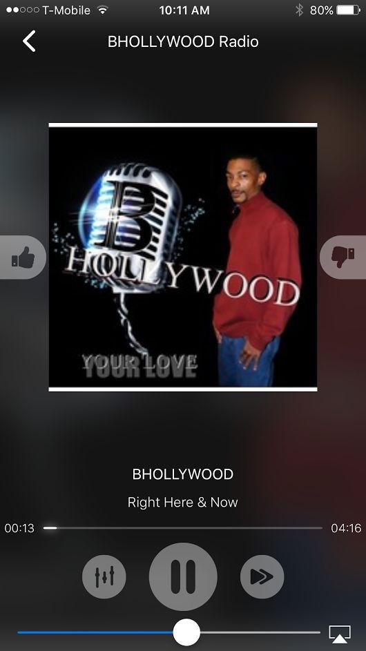 """Brian """"BHOLLYWOOD"""" Williams - Google+"""