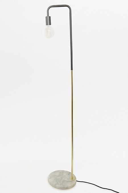 Dalston Marble Floor Lamp