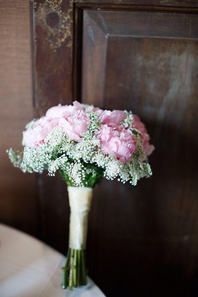 Claire's wedding bouquet