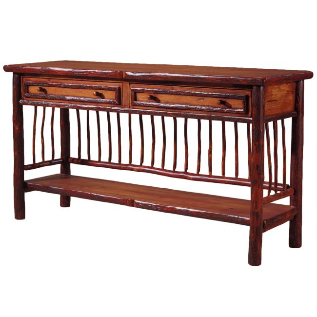 Twig side board - 539 Best Old Hickory, Twig, Log, Birch And Rustic Furniture. Many