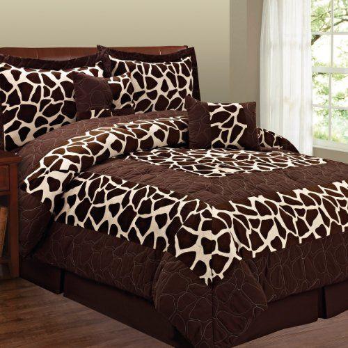 Animal Print Bedding & Room Decor