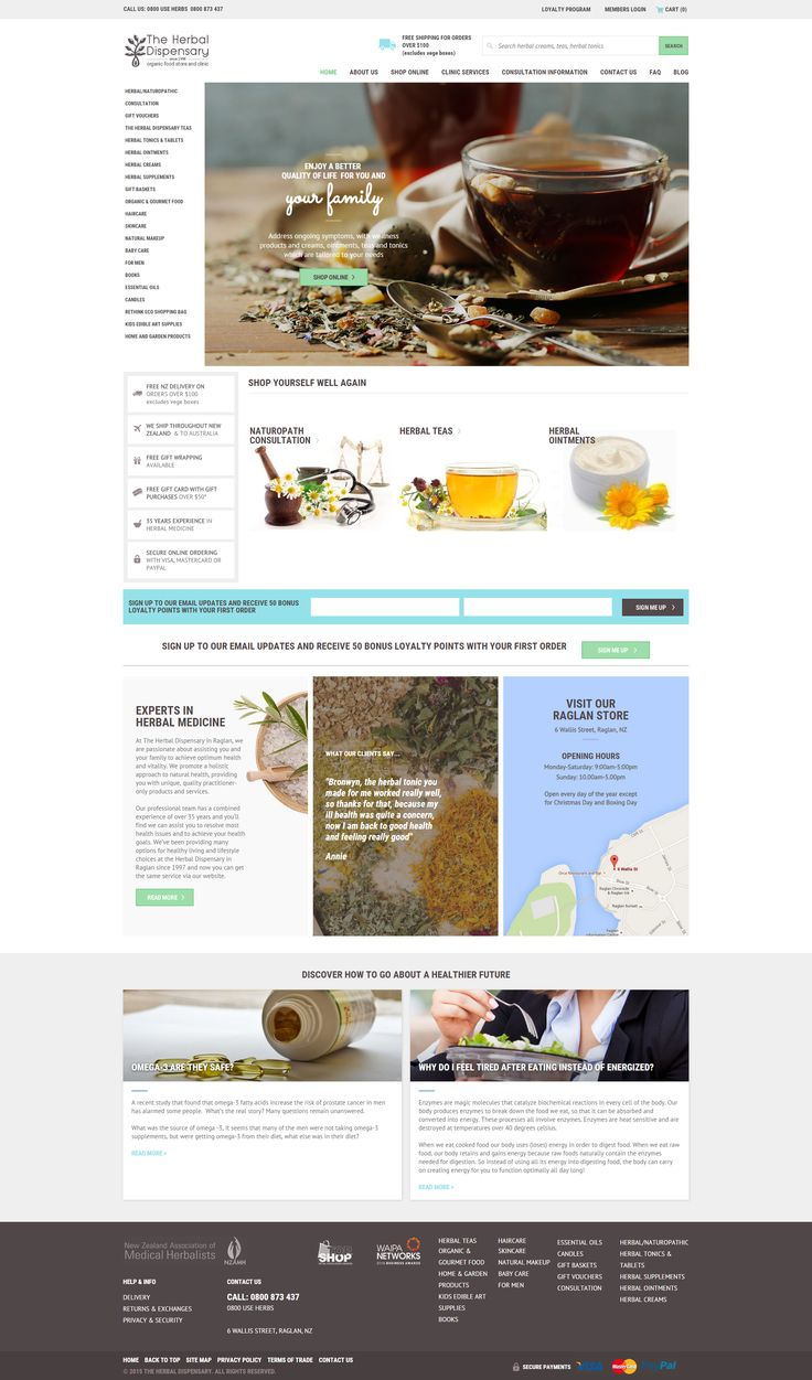 A Zeald Website has helped The Herbal Dispensary (http://www.alliedfastenings.co.nz/) to achieve their business dream, visit www.zeald.com/Our+Work for more. The art and science of good #websitedesign #website #websiteredesign #webdesign #designinsperation #rethinkyourwebsite #layout #redesign #redesignideas #redesigninspiration #creative #landingpages #beforeafter #responsive #leadgeneration #travel #wordpress #leadgen