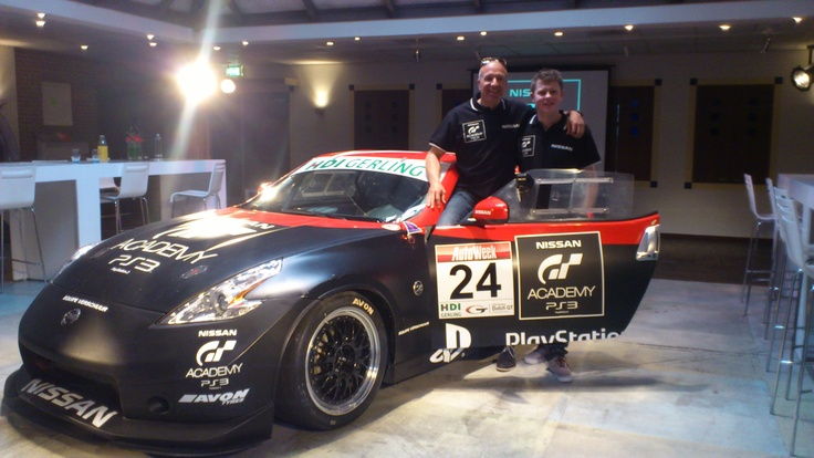 Tim Coronel & Thomas Arends