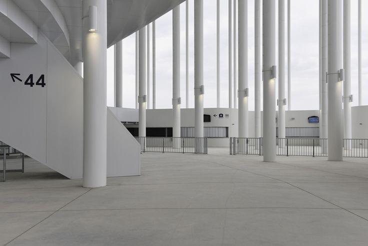 herzog & de meuron completes the new bordeaux stadium