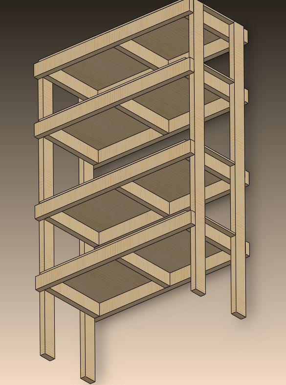25 best ideas about basement storage on pinterest