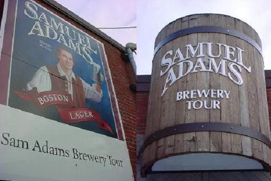 Sam Adams Brewery Tour: Go to JP, and have a blast as you experience the entire craft brewing process, taste the special malts and smell the Hallertau hops used to brew Samuel Adams, and, of course, sample a few award winning beers FOR FREE. (all ages allowed, 21+ to sample).