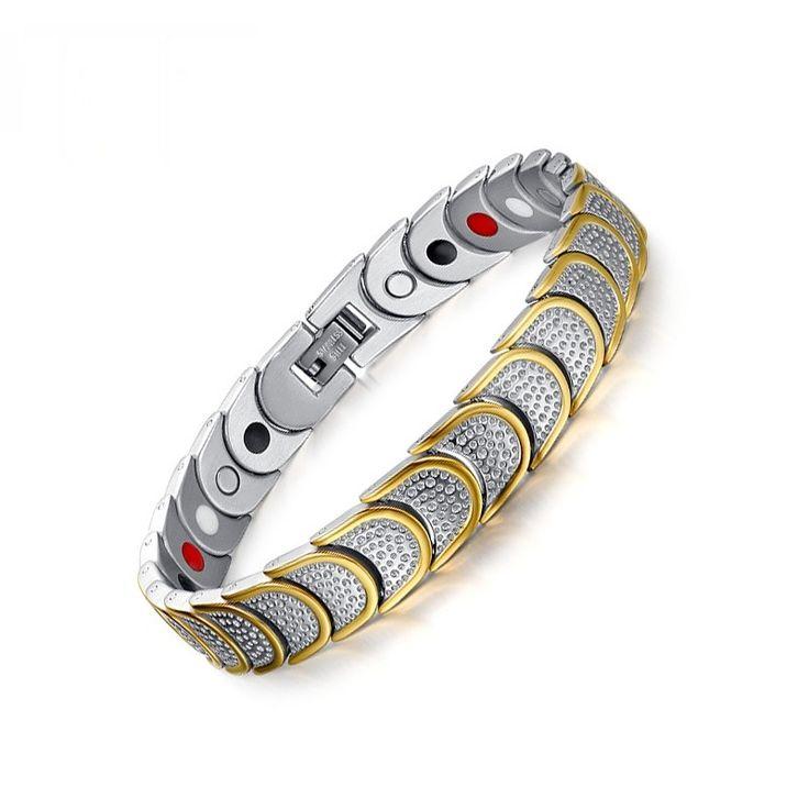 Био магнитные браслеты - это отличный способ обезопасить себя от перепадов давления, образования тромбов в сосудах и различных воспалительных процессов.