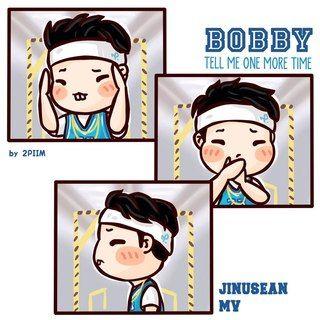 bobby ikon