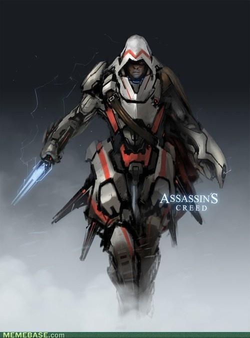 Assasins Creed Future Warfare: Very ZoE awesome concept ...