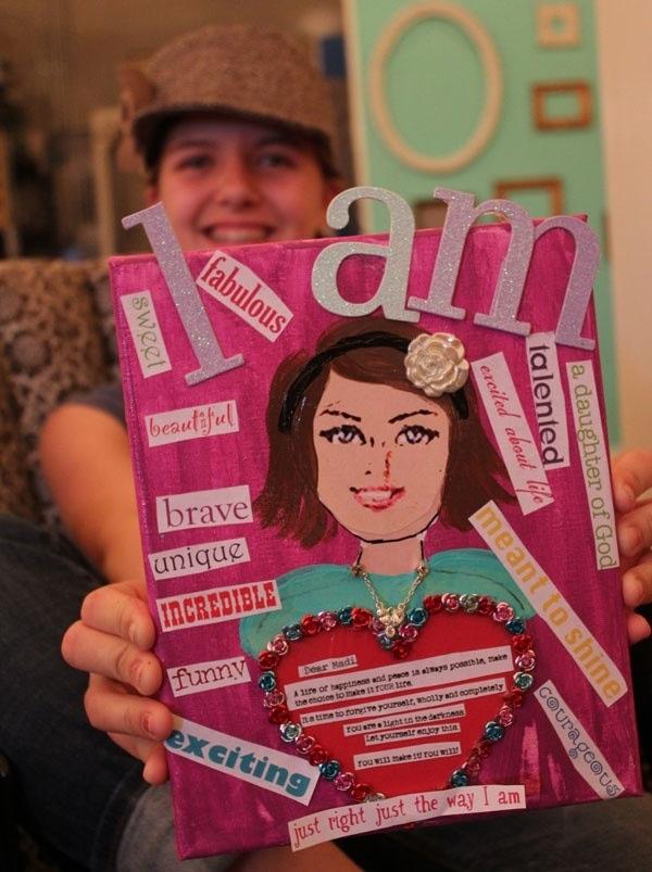 Eigen voorkant tijdschrift ontwerpen