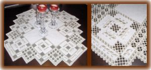 Picnik collage Hardanger Stickerei  1