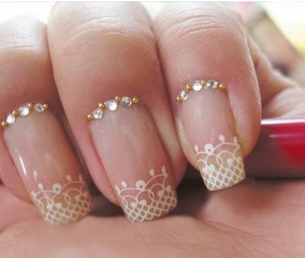 nails for wedding guest | Your Wedding Keepsakes: Wedding Nails Manicure