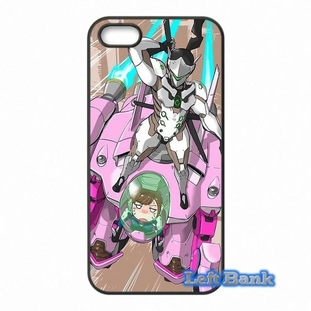 For LG L70 L90 K10 Google Nexus 4 5 6 6P For LG G2 G3 G4 G5 Mini G3S Overwatch OW Case Cover