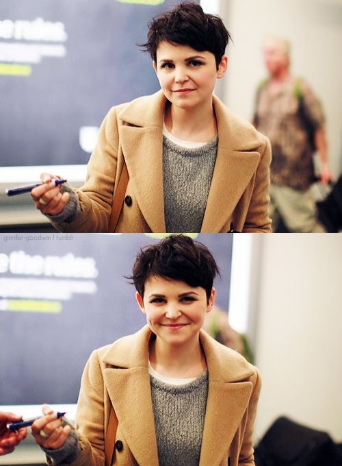 Ginnifer @ Vancouver Airport - Feb 27, 2012