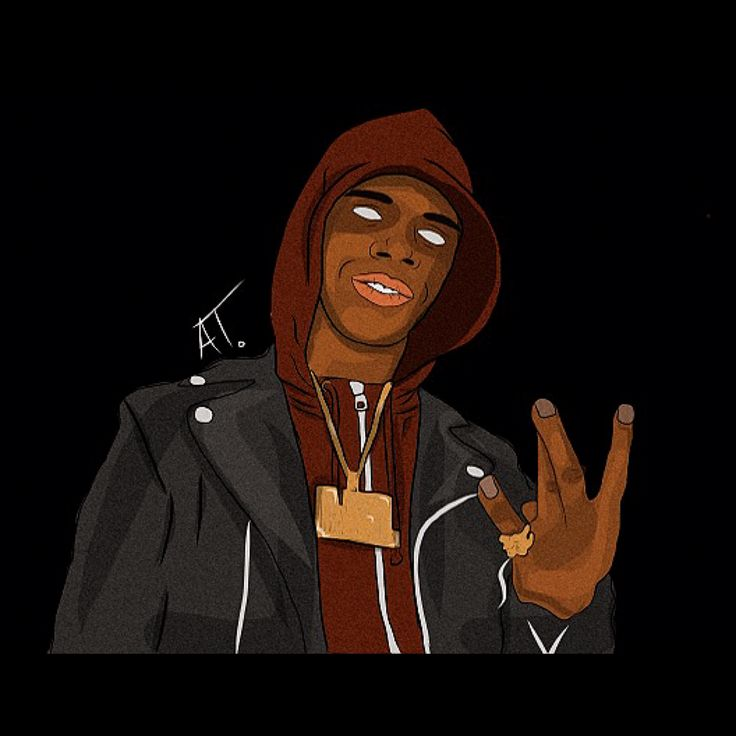 Migos Wallpaper Iphone A Boogie Wit Da Hoodie Cartoon I Made Melodies In 2019