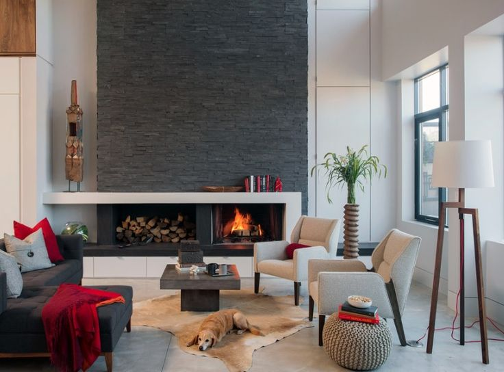 40 Hot Fireplace Ideas For A Cool Sexy Space