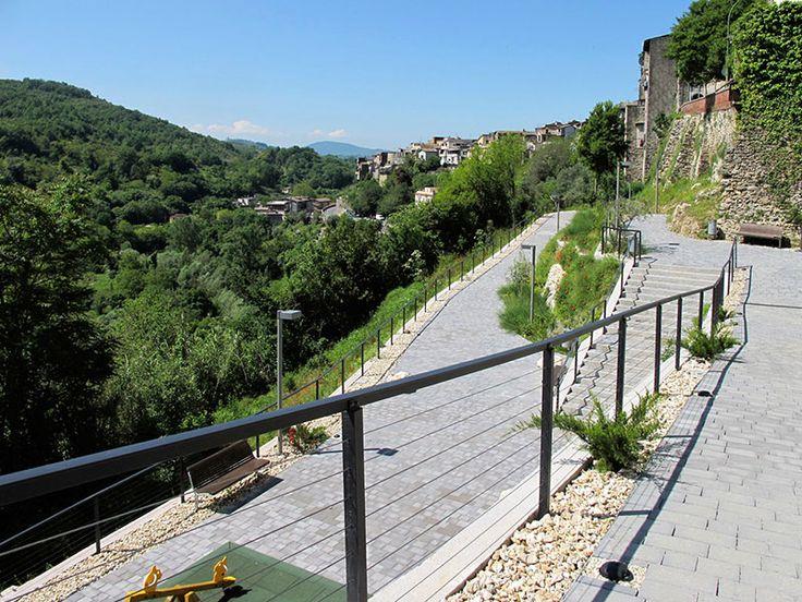 Vicovaro-by-Alessandra-Centroni-and-Luca-Peralta-Studio-01 « Landscape Architecture Works | Landezine