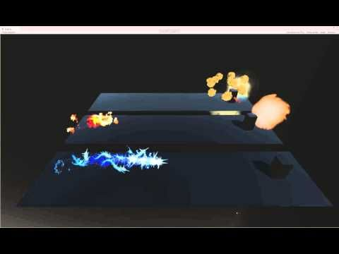 Unity particle effects - YouTube