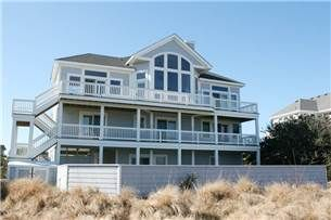Paradise Cove Outer Banks Rentals   Pine Island - Oceanside OBX Vacation Rentals