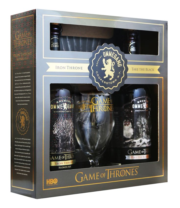 Pick the right brew with this 'Game of Thrones' beer guide