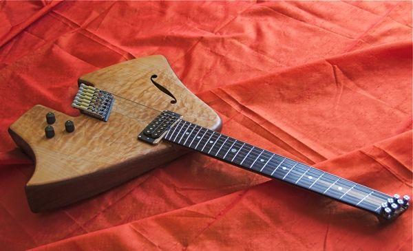 Sankey Guitars - Blog - Ergonomicallycorrect