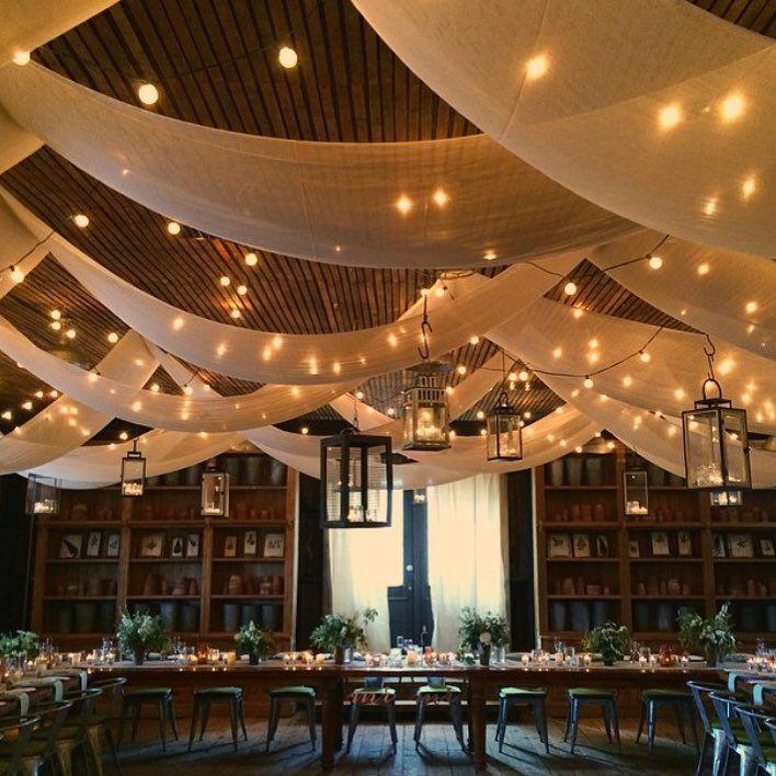 Forks&Brides; — @welaughwelove shared this amazing reception set...