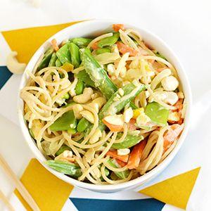 Tous ceux qui ont voyagé jusqu'en Thaïlande ont probablement goûté ce plat traditionnel qu'est le pad thaï ! Retrouvez ma version vegan et sans gluten !