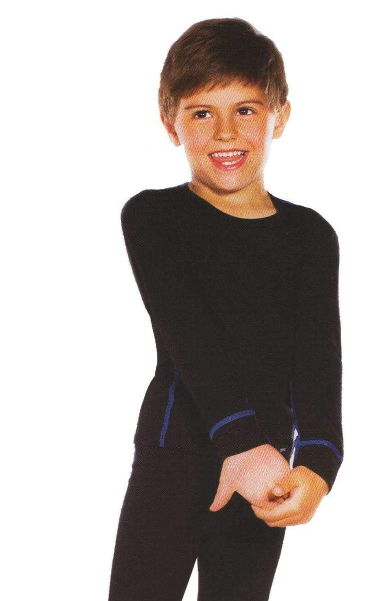 Chlapecké funkční prádlo pro aktivní i rekreační dětské sportovce. #děti #móda #funkčníoblečení