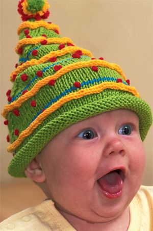 """knit pattern for christmas tree 