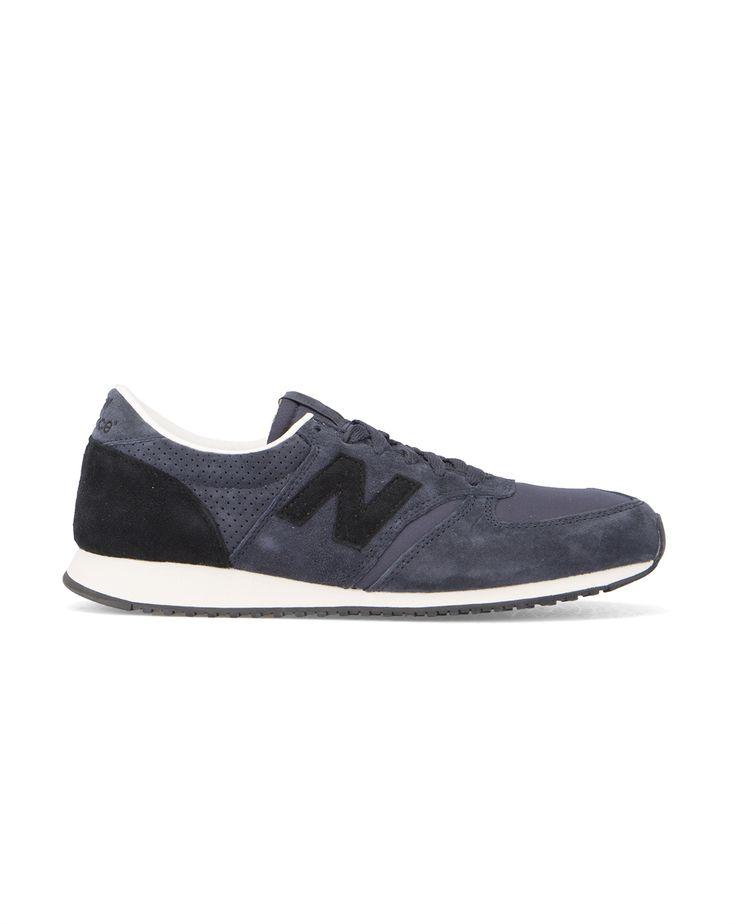 Sneakers 420 Bleu en 43