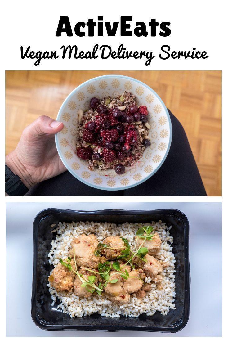 Activeats Vegan Meal Delivery Service In Toronto Gta Healthy Meals Delivered Meals Healthy Recipes