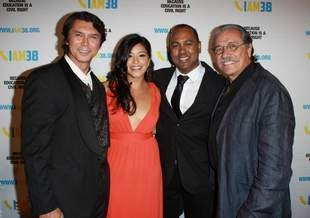 Edward James Olmos presenta en Hollywood 'Filly Brown' - laopinion.com