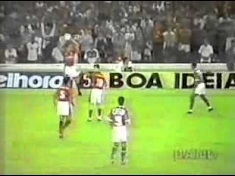 Fluminense 3 x 2 Flamengo - Final do Campeonato Carioca 1995 (JOGO COMPLETO) - YouTube
