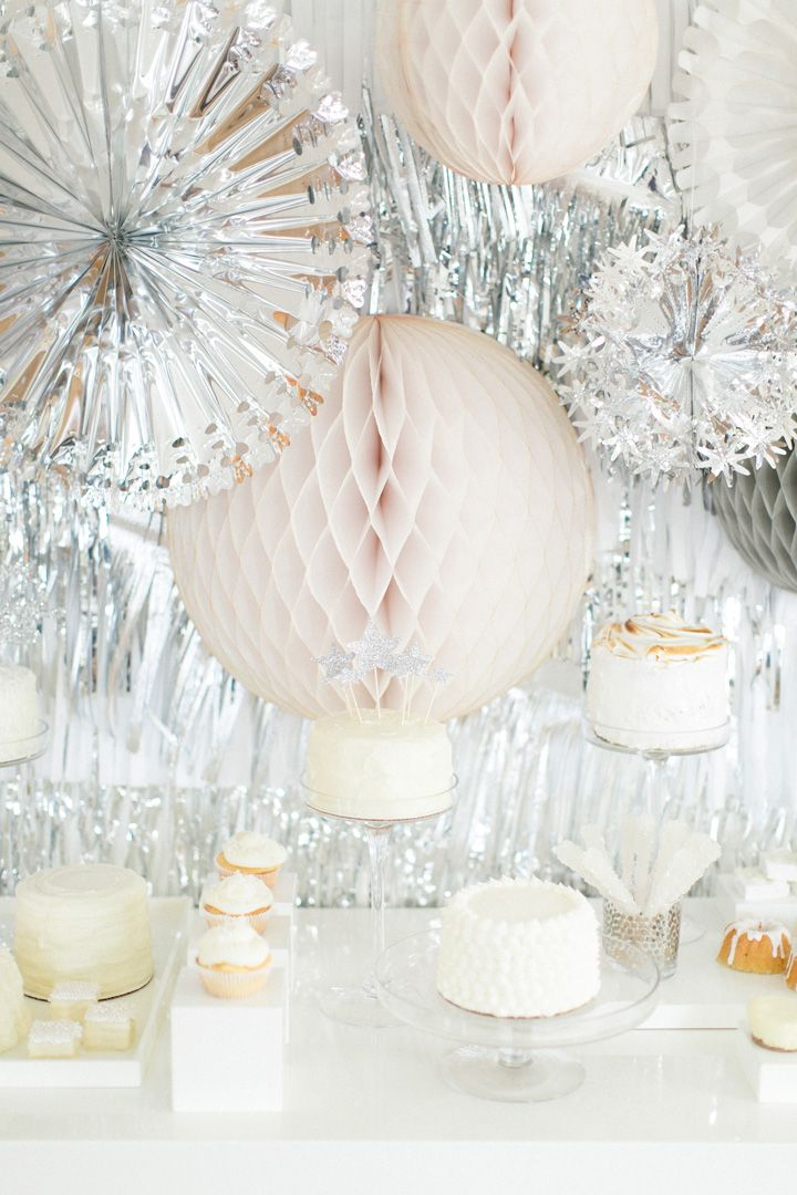 Style Me Pretty's New Years Party | west elm