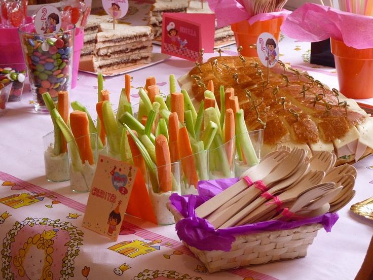 ideas para una fiesta de cumpleaos infantil