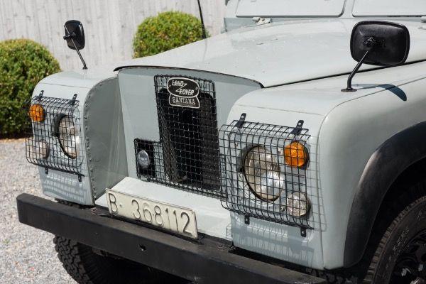 1964 Land Rover Santana 109 Stock 78 For Sale Near Valley Stream Ny Ny Land Rover Dealer Proyectos